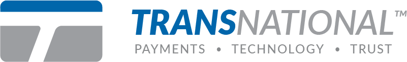 TransNational Payments Logo Brand